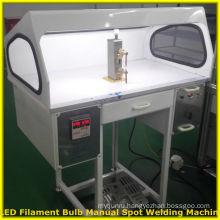 LED Filament Bulb Manual Welding Machine