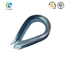 Commercial heavy duty clevis thimble