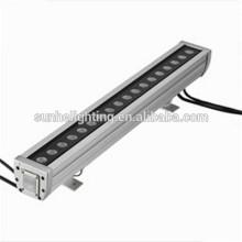 Dongguan OEM y ODM IP68 Aluminio Al aire libre LED arandela de pared lineal