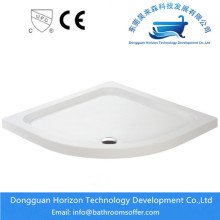 20 Years Factory for White Shower Tray Artificial Stone shower trays and enclosures supply to France Exporter
