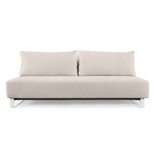 Convertible Metal Futon Sleeper Sofa Cum Bed