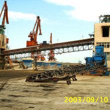 Sha/ASTM/DIN/Cema Standard General Fixed Belt Conveyor for Bulk Materials Handling