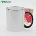 La prensa del calor de la sublimación de FREESUB aisló Tazas De Café