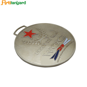 Fashion School Metal Souvenir Medals