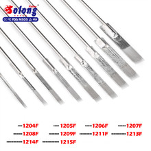 Solong Tattoo Wholesale Tattoo Supplies for Body Premium Quality Standard Tattoo Needles