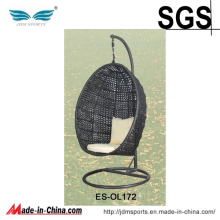 Chaise d'oscillation de jardin d'oscillation accrochant la chaise de Rattanegg (ES-OL172)