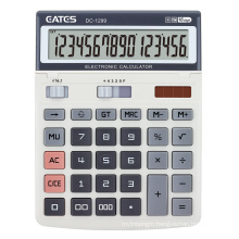Good Quality 16-Digits Big Display Desktop Calculator With 000 Key New ABS Material Office Calculator