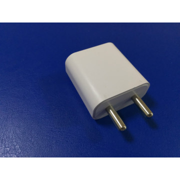 mobile phone charger 5V2.1A for India market