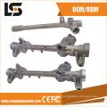 Fábrica de peças sobressalentes e acessórios para motocicletas em liga de alumínio CNC, feitos na China