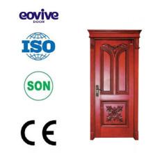 Designs de portes de paulownia de Chine de gros mondial