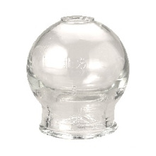 Chinese Traditional Medical Glass Cupping Jar (XT-FL420)