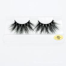 Wholesale 2020 New Trend Gift Box 3D Eyelash5d 25mm Mink Lashes