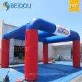 Publicité gonflable en plein air Prix de la tente Évènements gonflables Tente de mouchoirs Misting
