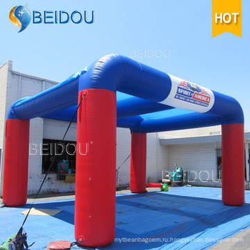 Наружная надувная реклама палатка Цена Надувные события Туманный куб палатки