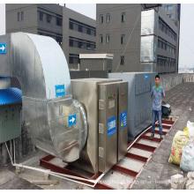 Equipamentos de tratamento de gases residuais de purificação de fotólise UV
