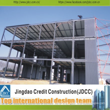 Prefabricated Steel Structure Project Office Design