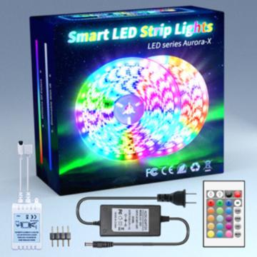 Smart LED Strip Light 5050 Infrarot-Fernbedienung
