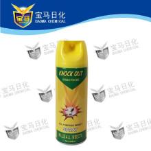 Spray de mosquito à base de óleo