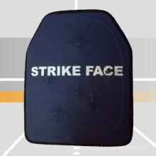 Placa leve à prova de balas de polietileno de alta resistência