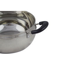 ChaoZhou stainless steel Pearl soup pot and pans