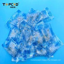 Orange Indicating Pack Silica Gel Desiccant for Nuts/Pet Supply