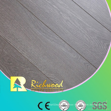European Oak AC3 E1 V Groove HDF Laminated Flooring