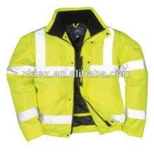EN531 безопасности ХВ ФР куртка с отражательная лента