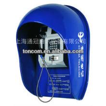 XB-5 Telefonzelle Schutz