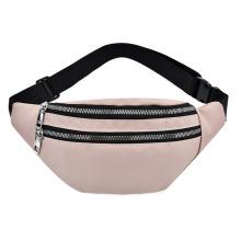 Custom Fashion Fanny Pack Sport Running Waist Bag Wholesale Nylon running phone holder vest for women