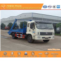 FOTON AUMAN 10CBM garbage collecting truck