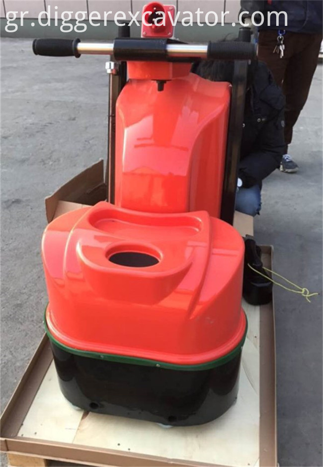 Floor Tile Polishing Machine