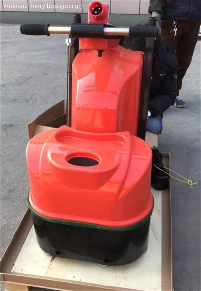 6 Heads Concrete Polishing Machine Suppliers