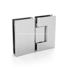 High quality Bathroom Brass Glass Shower Door Pivot Hinge