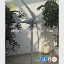 Pôle électrique éolien