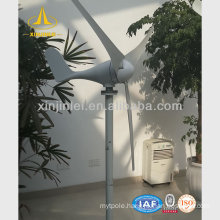 Wind Power Electric Pole