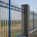 Cheap Powder Coated Spearhead Wrought Iron Fence