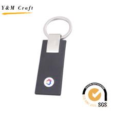 Venda quente PU Metal Chaveiro de Couro com Alta Qualidade (Y03865)