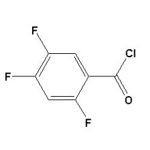 2, 4, 5-Trifluorobenzoílo Cloreto Nº CAS 88419-56-1