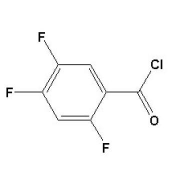 Cloruro de 2, 4, 5-trifluorobenzoílo Nº CAS 88419-56-1