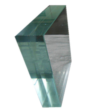 Clear & Tinted Tempered Laminated Glass Panel Cost