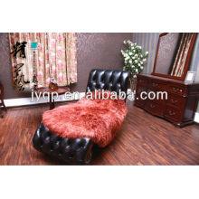 Монгольский ягненок мех одеяло