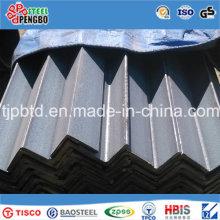 Q195, Q235, barra de aço Profileangle com tamanhos 40X4, 40X3