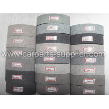 Non asbestos Motorcycle Disc Brake Lining