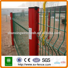 Powder coating 3D Wire Mesh Panel
