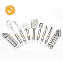 aparelhos de cozinha de aço inoxidável ferramentas de cozinha americana