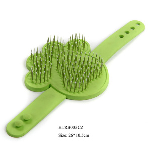 Bathing Grooming Glove Brush