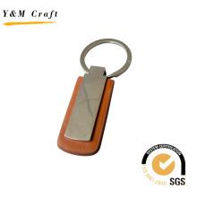Multi função retire o Keyring de couro com logotipo feito sob encomenda (Y02165)