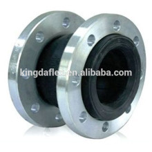 Flange type rubber expansion joint high pressure steam expansion joints with OEM service