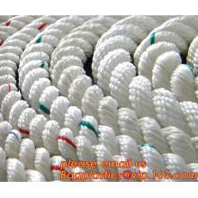 8mm polypropylene rope 8-ply mooring ship rope used ship rope