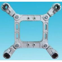 JZF Type Square Frame Spacer Amortecedores